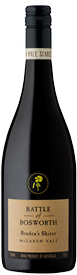 Battle of Bosworth Bradens Single Vineyard Shiraz
