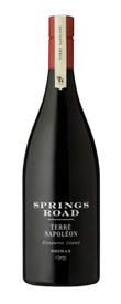 Springs Road KI Terre Napoleon Shiraz